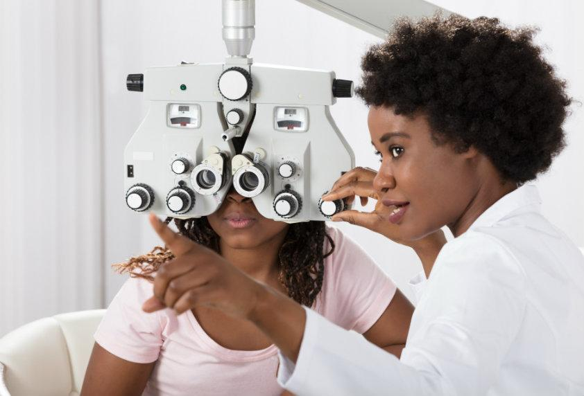 What Does an Eye Doctor Do?